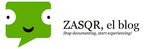 ZASQR, el blog